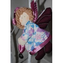 Сиреневая куколка - в подарочной коробке