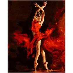 Танец пламени