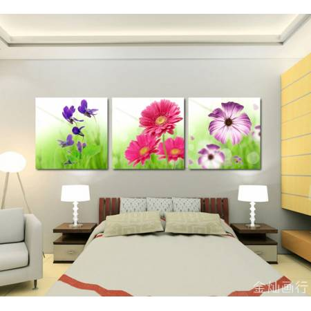 Картина по номерам Полевые цветы MS14084,