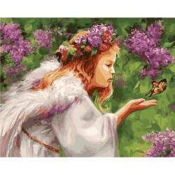 Поцелуй бабочки