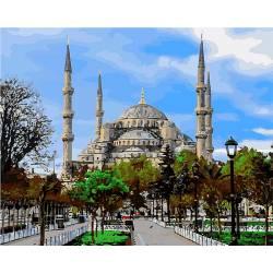 СтамбулГолубая мечеть