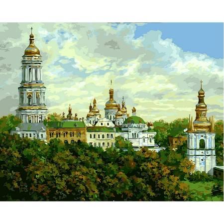 Картина по номерам Осенняя симфония VP489, Babylon
