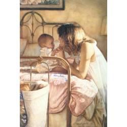 Алмазная техника - Мама и малыш