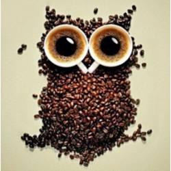 Кофейные глазки
