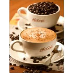Кофе для двоих - на подрамнике