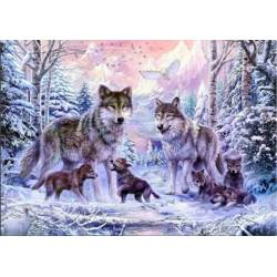Волчья семья