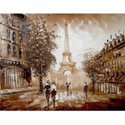 Набор алмазной вышивки - Мгновения Парижа