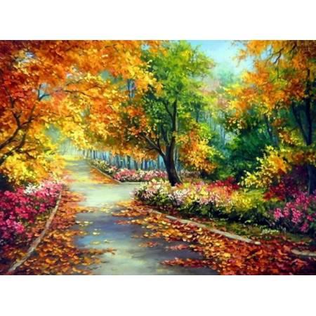 Осенние краски (TN038), DIY