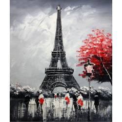 Алмазная мозаика - Эйфелева башня для тебя