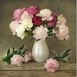 Алмазная вышивка - Цветы для тебя