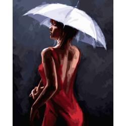 Грация под дождем