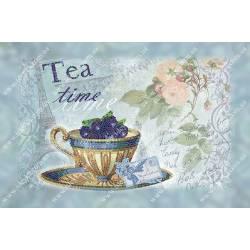 Черничный чай