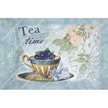 Картина по номерам Черничный чай (ВБ2012), Идейка
