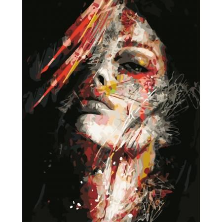 Картина по номерам Чувственность 2 AS0578, ArtStory