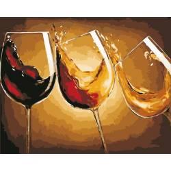 Три бокала