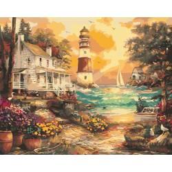 Дом возле маяка