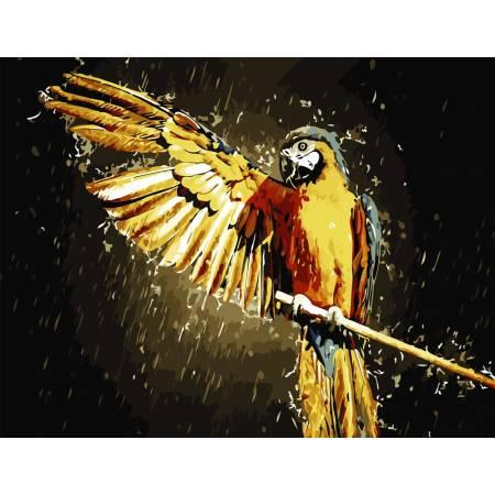 Картина по номерам Взмах крыла  AS0385, ArtStory