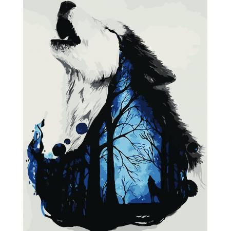 Картина по номерам Тайны леса AS0063, ArtStory