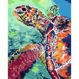 Радужная черепаха