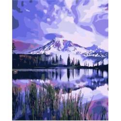 Лиловое озеро