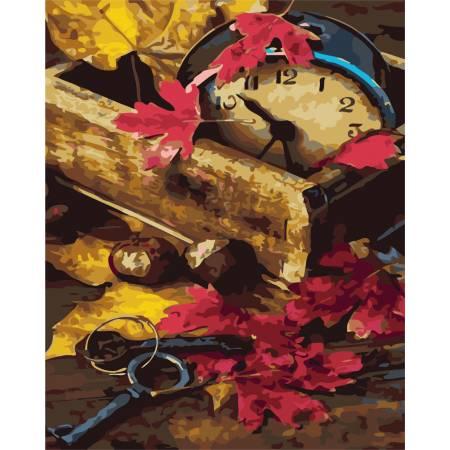 Картина по номерам «Осенний натюрморт», модель AS0300