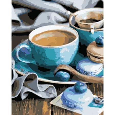 Картина по номерам Чашечка кофе AS0459, ArtStory