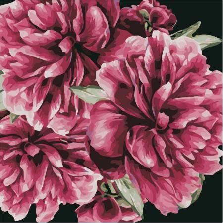 Картина по номерам «Цветы для тебя», модель AS0503