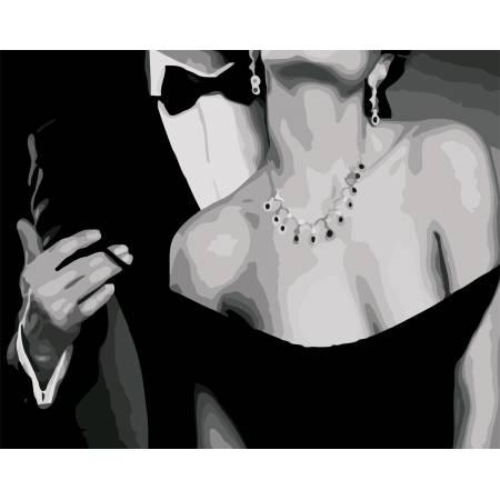 Картина по номерам Роскошная пара AS0569, ArtStory