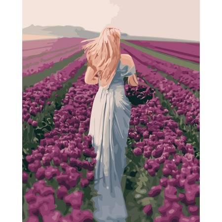 Собирая тюльпаны