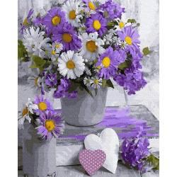 Фиолетовый натюрморт