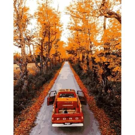 Путь через лес