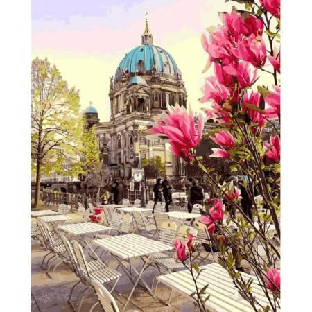 Картина по номерам Берлинский собор Q2189, Mariposa