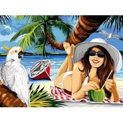 Отпуск в лето