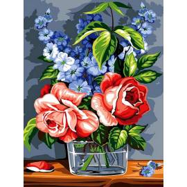 Шикарные бутоны роз