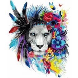 Волшебный лев