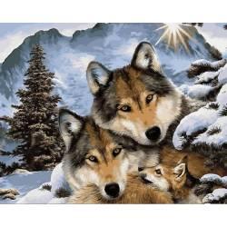 Семья волков