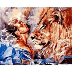 Его лев