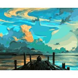 Мечты на берегу океана