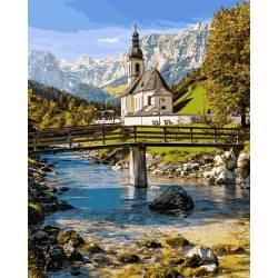 Альпийская часовня