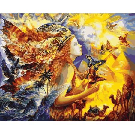 Картина по номерам Страна фантазий VP936, Babylon