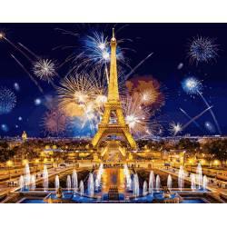 Салют над Парижем