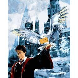 Гарри Поттер Письмо из Хогвартса