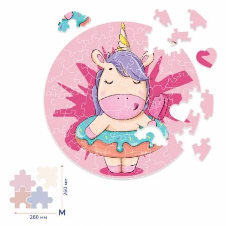 Единорог с мороженым (Размер M)