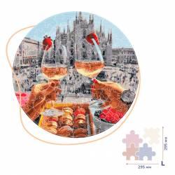 Завтрак в Милане (Размер L)