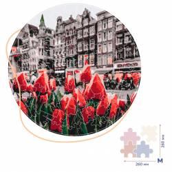Тюльпаны Амстердама (Размер M)