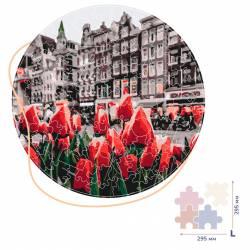Тюльпаны Амстердама (Размер L)