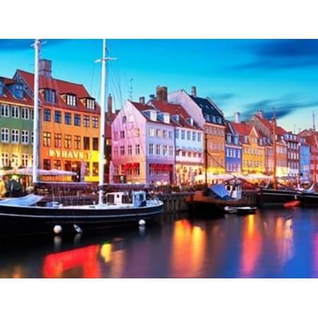 Городок в Дании