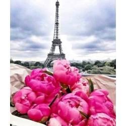 Цветы для красотки