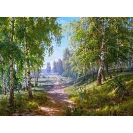 Алмазная вышивка - Яркие краски природы
