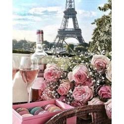 Романтика в Париже